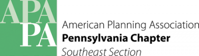 The Pennsylvania Chapter of the American Planning Association, (APA-PA) Southeast Section