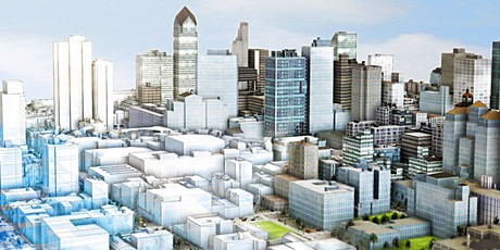 Creating 3D Cityscapes with Procedural Modeling & GIS — Sessions